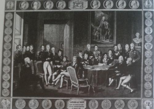 Didžiųjų valstybių diplomatijos vadovų suvažiavimas Vienoje