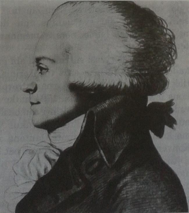 Maksimiljenas Robespjeras