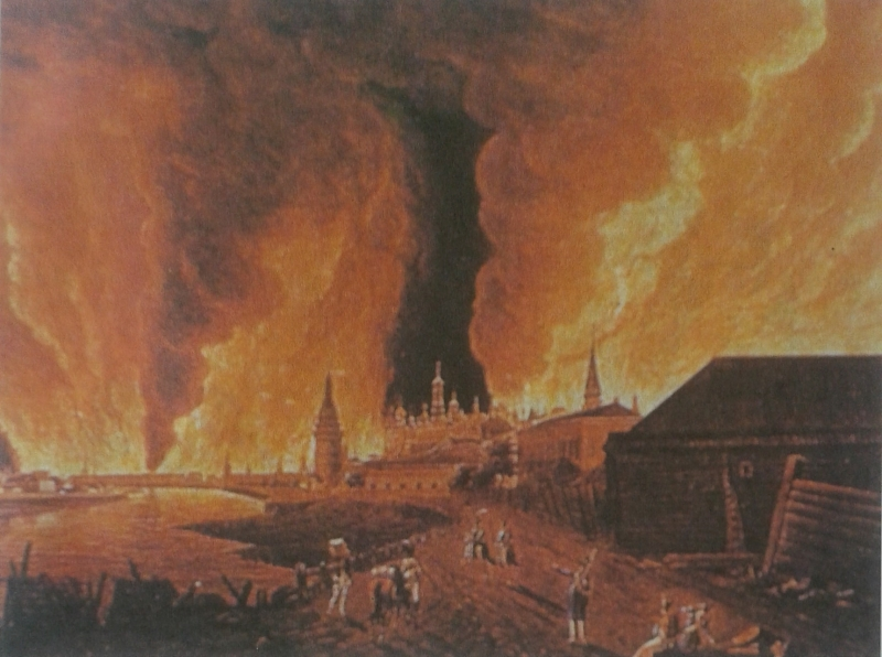 Maskvos gaisras