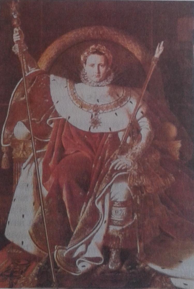 Napoleonas I imperatoriaus soste