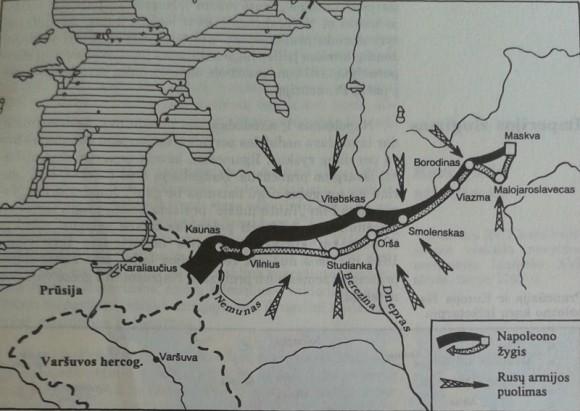 Napoleono I žygis į Rusiją