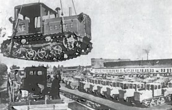 Industrializacijos metais buvo sukurtos naujos pramonės šakos