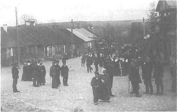 Rinkimai į Steigiamąjį Seimą. Alytus, 1920 m. balandžio 15 d.