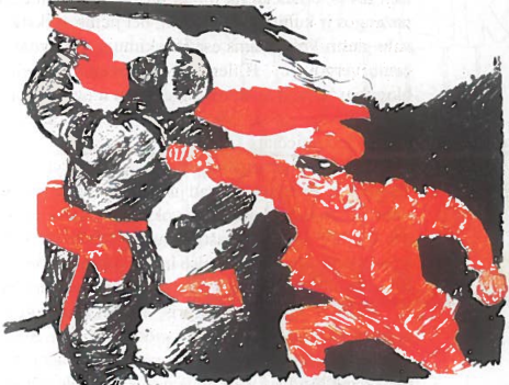 Vokiečių nacionalistų 1924 m. rinkiminis plakatas