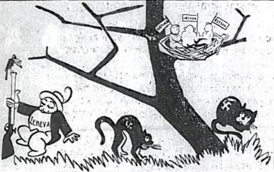 Baltijos valstybių tarptautinė padėtis, XX amžius, 1937 m. lapkričio 20 d.