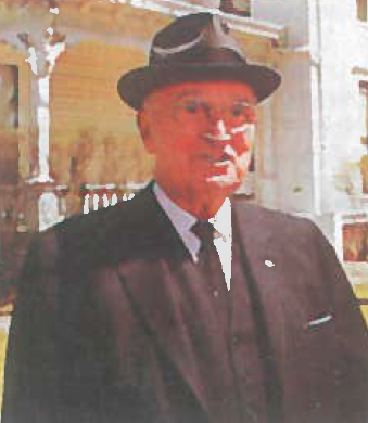 Haris Trumenas (1890-1972)