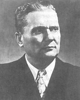 J. Titas (1892-1980) - ilgametis Jugoslavijos vadovas.