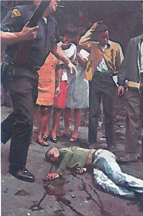 Dvylikametis berniukas, rasinių riaušių auka 1967 m.
