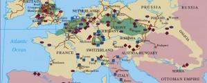 Pramonės perversmo Europa