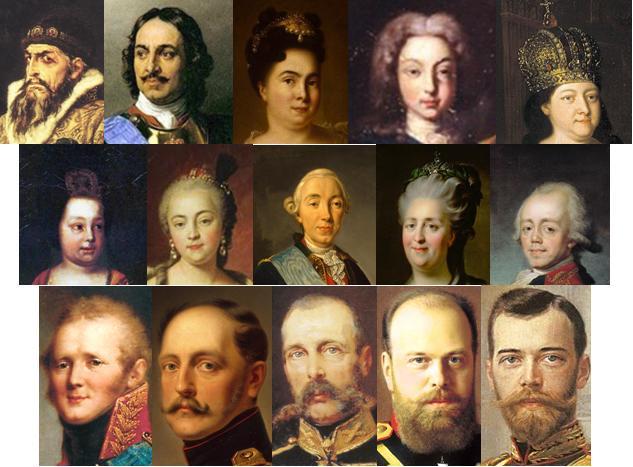 Rusijos imperijos valdymas