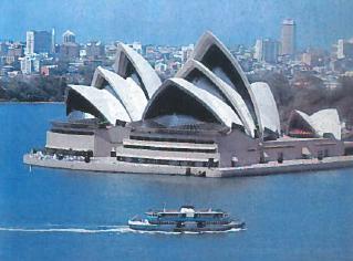 Sidnėjaus operos teatro rūmai