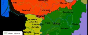 Lietuvos gubernijos (1867-1914)