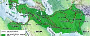Aleksandro Didžiojo imperija (Istorijatau.lt)