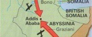 Musolinio triumfas Etiopijoje