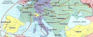 Antrasis pasaulinis karas Europoje ir Šiaurės Afrikoje 1943-1945 m