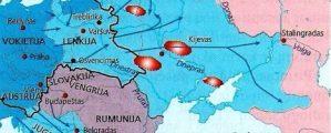 SSRS ir Vokietijos karas 1941-1942 m. Antrasis IIPK etapas