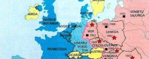 Kariniai blokai Europoje