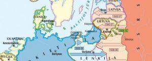 Vidurio Europa 1939-1940