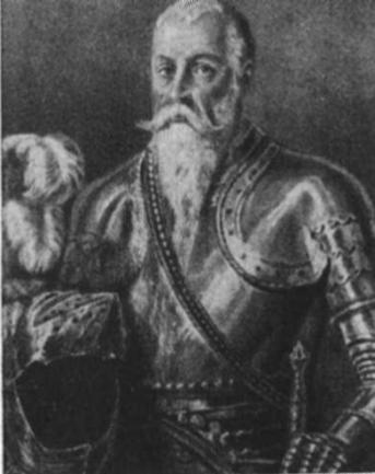 Jurgis Radvila, Biržų Radvilų šakos tėvas, 1510— 1514 m.Kijevo vaivada; 1522—1527 m Trakų, o 1527-1541 m. Vilniaus kaštelionas; 1521 — 1531 m. lauko (kiemo) hetmonas, 1531—1541 m. d. hetmonas.
