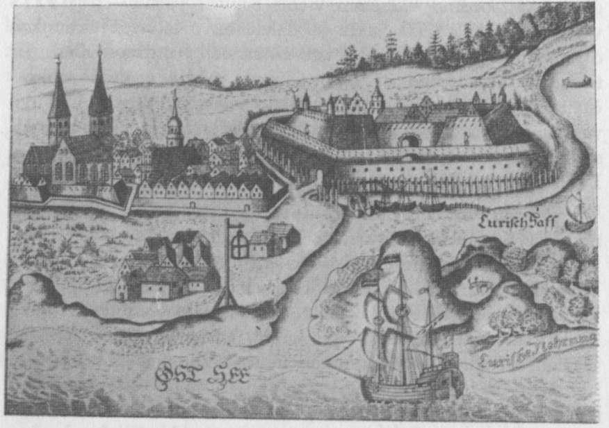 Klaipėda XVII amž.