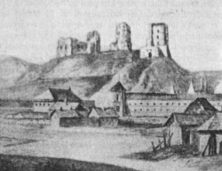 Vilniaus pilies griuvėsiai