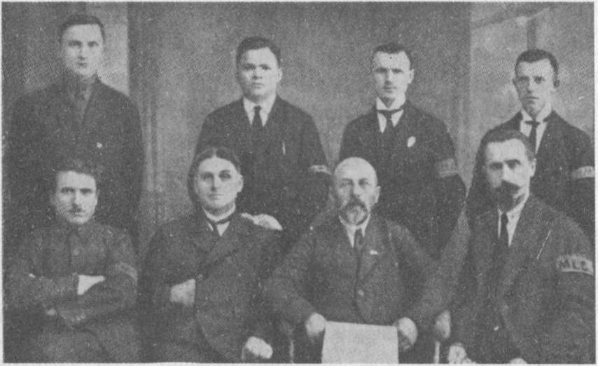 Vyriausiasis Mažosios Lietuvos Gelbėjimo Komitetas kuris paruošė Klaipėdos krašto sukilimą ir 1923 m. sausio 9 d. paskelbė manifestą į gyventojus.